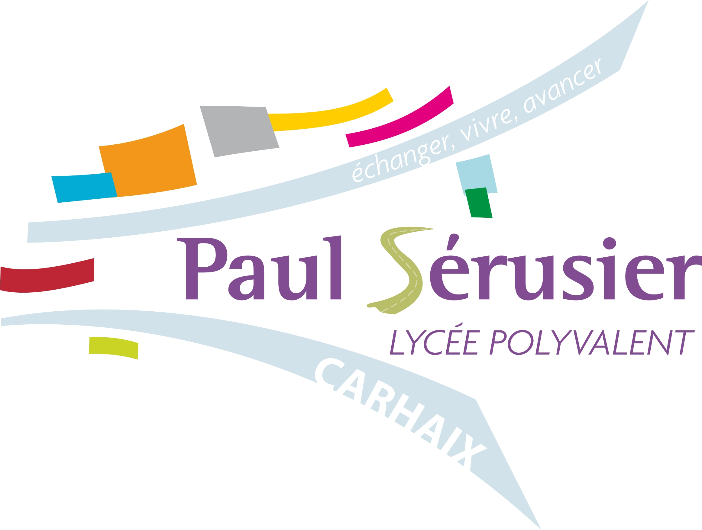 Logo Lycée Paul Sérusier